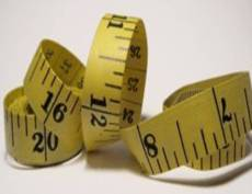 Waist size measure is part of metabolic syndrome
