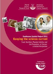 Colon Cancer Report Update