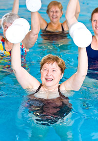 Cancer survivors can benefit from many types of physical activity