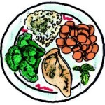 New American Plate shows how healthy carbs fit in a cancer-preventing diet