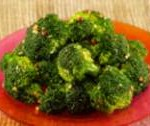 Broccoli, dark green leafy vegetables and dried beans supply folate