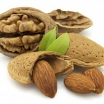nuts are good sources of vitamin E