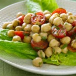 add pulses, legumes, to salads for quick healthy meals