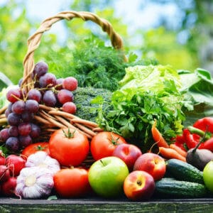 Smart choices for food variety make healthy eating delicious