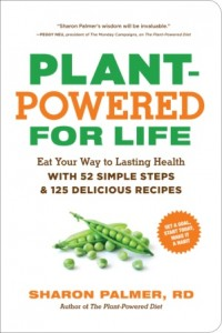 Sharon Palmer writes on plant-based eating