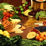 Anti-inflammatory diet has a variety of vegetables, fruits, legumes, whole grains and nuts