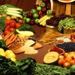 Vegetables & fruits, key to healthy eating, semi-vegetarian diets