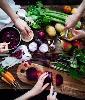 News on Healthy Eating & Semi-Vegetarian Diets