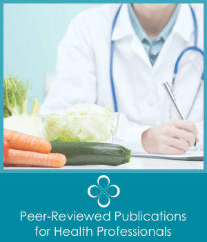 Peer Reviewed Publications for Health Professionals