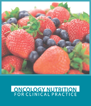 Oncology Nutrition for Clinical Practice