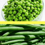 pulses don't include green peas and beans