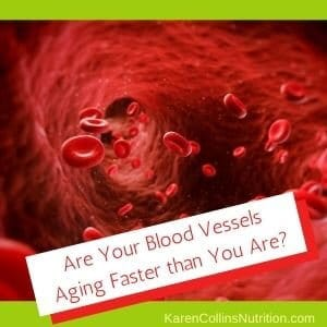 Foods for Healthy Blood Vessels: Eating to Prevent Artery Stiffness