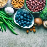 choose plant foods rich in nutrients and fiber