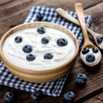 yogurt and other dairy products can fit for a plant-based diet and cancer prevention